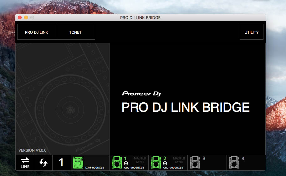 Pro DJ Link bridge software